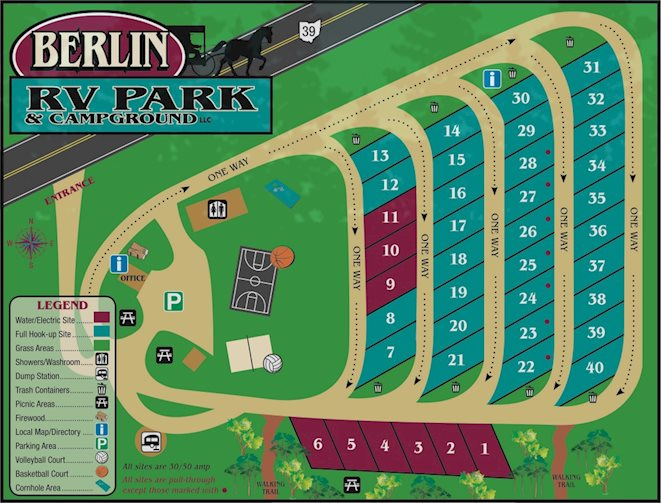 Berlin Rv Park Amp Campground