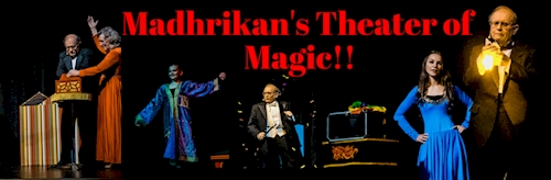 Catalpa Trading Co. & Madhrikan's Theater of Magic