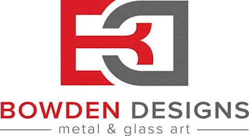 Bowden Designs, Metal & Glass Art